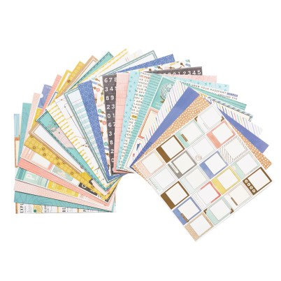 Recollections_Lets_Get_Lost_Paper_Pad_Papers