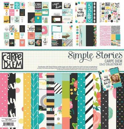 Simple Stories Carpe Diem Collection