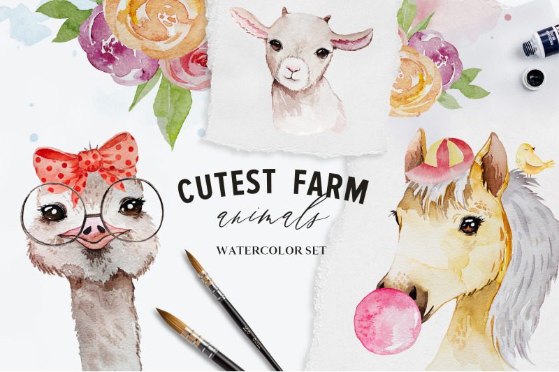 cutest-farm-animals-set